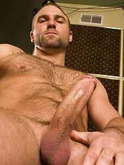 Scorching-hot solo scene with hottest gay dudes