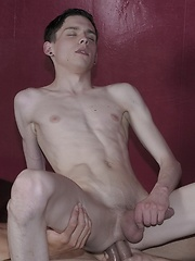 Young Twink Gets Abused To The Max In A Double-Penetration Sex-Club Fuck-Fest!