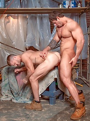 Zeb Atlas and Landon Conrad