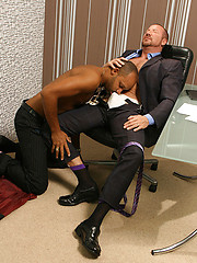 Gay Sex At The Office - Trojan Rock And Will