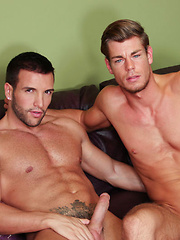 Donato Reyes and Toby Dutch have sex