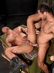 Angelo Marconi vs Jessy Ares in shoes