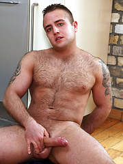 Beefy young cub Billy Essex