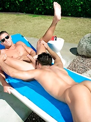 Falcon Studios - Ryan Rose & Ray Han