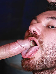 Lobo is a tall, confident man with dark eyes, who likes to be dominated and enjoys ass-play