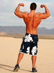 Zeb Atlas outdoors