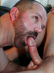 Handsome Rob Hunter is back for more in Baltimore with new cummer Randy Scott